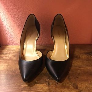 Gentle Used Black Pumps. Perfect For Work!